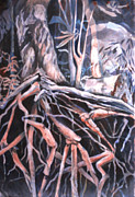 Janet Felts - Tree Roots