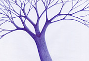 Giuseppe Epifani Metal Prints - Tree - the great hand of nature Metal Print by Giuseppe Epifani