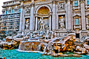 Mathieu Beauchesne - Trevi Fountain