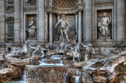 Richard Mann - Trevi Fountain