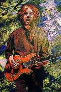 Trey Anastasio Prints - Trey Anastasio Print by Kevin J Cooper Artwork