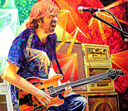 Phish - Trey Anastasio Squared by Joshua Morton