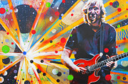 Kevin J Cooper Artwork - Trey Anastasio THREE