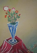 Nandika  Dutt - Triangle flower Pot
