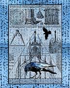 Triangulation Print by Judy Wood