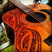 Shane Andreas - Tribal guitar