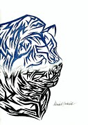 Dominick Hambrick - Tribal Lion