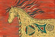 Susie WEBER - Tribal Spirit Horse