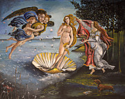 Julia Robinson - Tribute to Birth of Venus