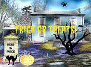 Skyler Tipton - Trick or Treats Haunted...