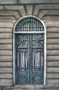 French Door Prints - Trimestre De Porte Fracasse  Print by Brenda Bryant