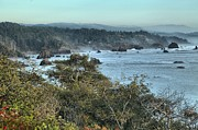 Trinidad Prints - Trinidad Beach Landscape Print by Adam Jewell