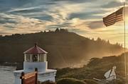 Adam Jewell - Trinidad Beach Lighthouse