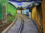 Out-of-date Originals - Trinidad Cuba by Manuel Lopez