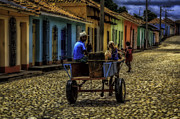 Wagon Photo Prints - Trinidad in Color Part II Print by Erik Brede