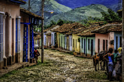 Colorful Village Prints - Trinidad in Color Part IV Print by Erik Brede