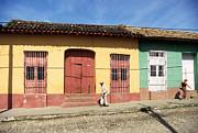 James Brunker - Trinidad Streets