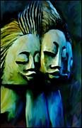 Trio Print by Francine  Zinga