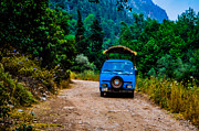 Ashour Anwer - Trip With An Old Car