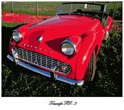 Don Struke - Triumph TR-3