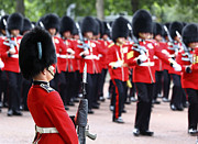 Festivals - Trooping the Colour by James Brunker