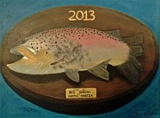 Christy Burkett - Trophy Fish