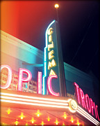 Florida House Photos - Tropic Cinema-II by Chris Andruskiewicz