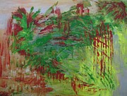 Tropic Print by Karen Butscha
