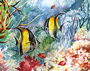 Beth Kantor - Tropical Fish and Coral