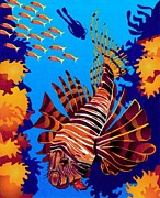 Prentice Morris - Tropical fish