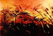 Marie Bulger - Tropical Landscape