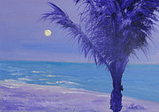 Judy Fischer Walton - Tropical Moonrise
