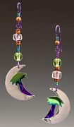Trees Jewelry Originals - Tropical Moons by Barbara Lager
