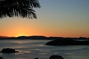 Whitsunday Photos - Tropical Queensland Sunset by Carl Koenig