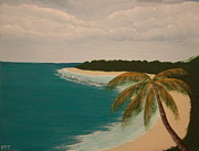 Michelle Treanor - Tropical Shore