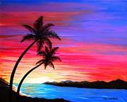 Carol Sabo - Tropical Sunset