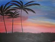 Krystal Jost - Tropical Sunset II
