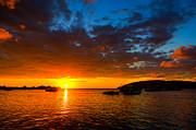 Fototrav Print - Tropical sunset in Borneo