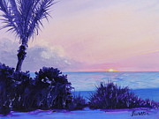 Judy Fischer Walton - Tropical Sunset