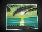 Tammy McClung - Tropical sunset