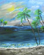 Annette Forlenza-Ryan - Tropical View