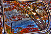 Andy Lawless - Truck window reflection...