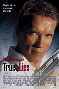 True Posters - True Lies  Poster by Movie Poster Prints