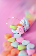 Candy Pastels - True Love by Marianne Campolongo