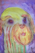 Sweating Painting Originals - Truely a troll  by Hilde Widerberg