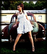 Custom Chevrolet Deluxe Photos - Trunk by Robert Messenger