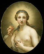 Famous Artists - Truth by Anton Raphael Mengs