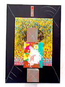 Al Goldfarb - Tryptych In Relief 2