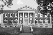 Hall Photo Prints - Tufts University Eaton Hall Print by University Icons