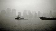 John and Lisa Strazza - Tug on the Hudson